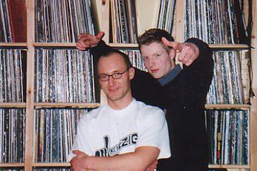 Bounce zu dem Rhythmus – Marcelemcy & Mr. T-Rox 2003